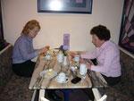 Im Café Decker in Bad Harzburg