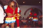 Brasilianische Tanzshow