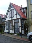 Schönes Haus in der Altstadt