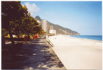 Der Strand von Ipanema