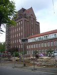 Lore, Nicola und ich haben unseren Beruf hier in der ehemaligen Kant-Hochschule, der PH; erlernt