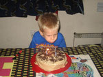 Elijah turned 6. Happy Birthday!!!