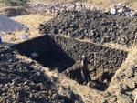 4. Oktober Abwassergrube