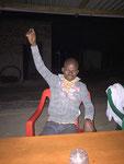 Hasani freut sich