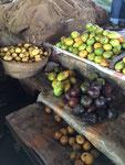 toll diese frischen und reifen Früchte