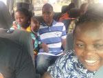 3. September 2017 - die Fahrt von Dar es Salaam nach Lugoba