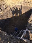 6. Oktober Abwassergrube