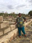 Ankunftstag 30. September 2017 Njumba Twiga