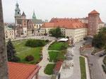Kakau-Wawel-Kathedrale und Schloss
