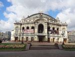 Kiewer Oper -Hauptseite