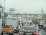 Moskauer Ringautobahn