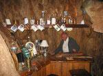 Un pub dell'800 ricavato in un baobab
