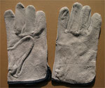 L1145 (Split Cowhide Leather Driver Gloves)