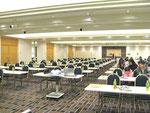 浦和法人会租税教育後にプリザーブドフラワー講習会開催 ワシントンホテル120名