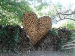 Wo ist das schöne Herz zu entdecken?