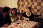 Thomi Kasper, Irma Schelbert & Burga Müller