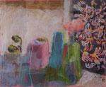 o. T., Acryl auf Papier, 50 x 62,5 cm, Pilsook Jang