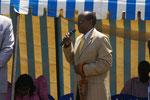 2009 Im Januar wird die Schule durch den Stammeskönig His Highness, the Kwar Adhola Moses Stephen Owor eröffnet
