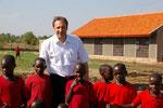 2009 Schuleröffnung mit Matthias Weigele