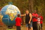 2016 Unsere 2. Safari mit den Kindern der 5.+6. Klasse und Christine Illenberger