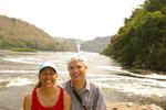 2016 Unsere 2. Safari mit den Kindern der 5.+6. Klasse und Magdalene und Dr. Eberhard Ruess