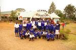2014 Die Safarie mit der Klasse 5 und 6