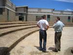 2006 Matthias Weigele und Cor Koelewijn in Namugongo