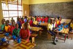 2012 Ein Klassenzimmer als Esszimmer
