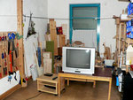 Die Holzwerkstatt, zum Basteln und Spielen