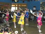 """Die Kindertanzgruppe """"Leonida"""" begeisterte mit Folkloretänzen. Die Gruppe wird geleitet von Leonid Syrota"""