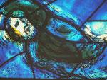 """""""Jakobs Traum"""" - ein Fensterbild von Marc Chagall"""