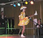 Das Tanzmariechen aus Goßmannsdorf