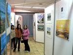 Kunstausstellung im Jugendzentrum