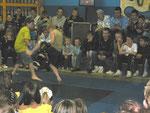 Die Thai-Boxgruppe, ebenfalls geleitet von Mikhail Simonjan