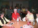 Foto: Ch. Kerner, Gäste bei der Veranstaltung im Windrad