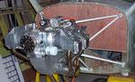 moteur en place 3/4