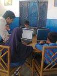 Laptops gespendet von labdoo.org