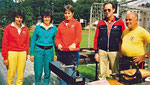 088 Faustball Meisterschaft 1986 - Team Festwirtschaft