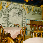 040a Fasnacht 1976 - Dekoration