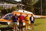 031 MR-Treffen Ebikon 1975 - Gr. 6 Helirundflug