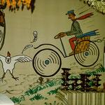 036b Fasnacht 1976 - Dekoration