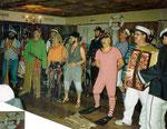 092 Familienabend Rest. Rose Schoried 1986 - MR-Chörli