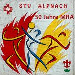 001 Fahne STV 50 Jahre MRA