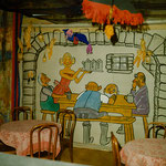 040b Fasnacht 1976 - Dekoration
