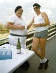 081 Stockhütte 1985 - Edi & Häse