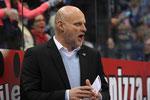 Freezers-coach Benoit Laporte