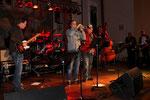 Dozenten Session von Jugend Jazzt in der Aula des Domgymnasiums