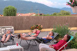 """Ambiance """"relax"""" en terrasse"""