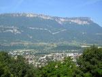 ¨Le massif du Granier, en Chartreuse