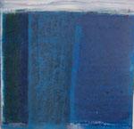 acryl auf leinen - 90 x 90